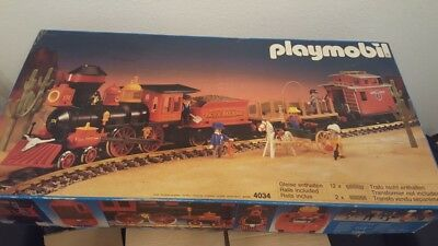Playmobil 4034 Steaming Mary