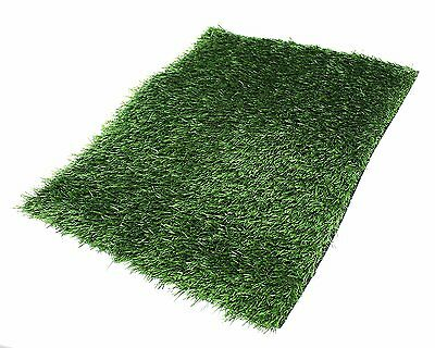 """Replacement Synthetic Grass Indoor Pet Dog Potty Patch Pee Grass Pad 30"""" x 20"""""""