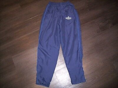 Excellent Milano Girls Tracksuit Trousers Size 30 Fits Age 10 - 11 Years