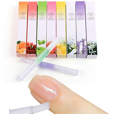 Scented Cuticle Revitalizer Oil Pen / Nail Treatment / Nail Art / Panthenol B-5