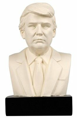 Donald Trump Bust Sculpture Historical Statue Figurine *PERFECT HOLIDAY GIFT