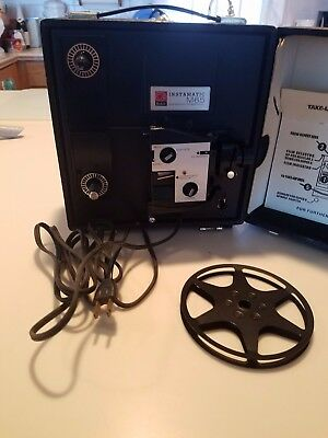 Kodak - Instamatic M65  Movie Film Projector  Regular 8 & Super 8