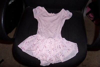 Kids Dance Leotard size E13 Dusty Rose