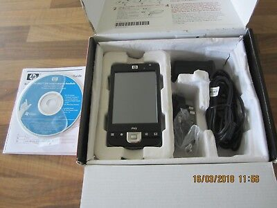 HP IPAQ 214 Enterprise PDA.WINDOWS 6.0. 624MHz - BOXED