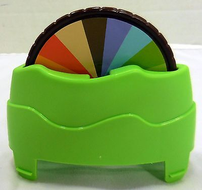 Fisher Price Luv U Zoo Jumperoo Color Wheel Spinner Replacement Part