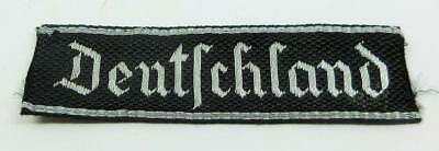 WWI German cuff title patch US WWII Army Officer estate uniform jacket insignia