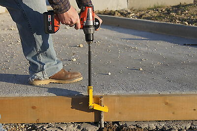 Hartford Tool Drill Powered Concrete Stake / Pin Puller HSP-12R