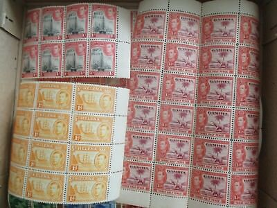 ESTATE: Old World mint in box unchecked unsorted HEAPS   (7842)