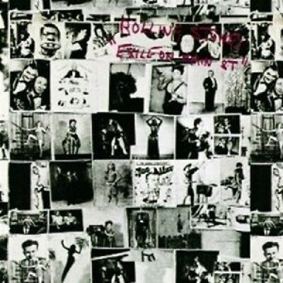 """The Rolling Stones """"exile On Main St"""" 2 Lp Vinyl New+"""