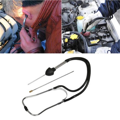 New Auto Mechanic Engine Cylinder Stethoscope Hear Tool Car Engine Testere Steel