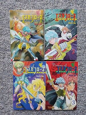 Visions of Escaflowne Band 1-8