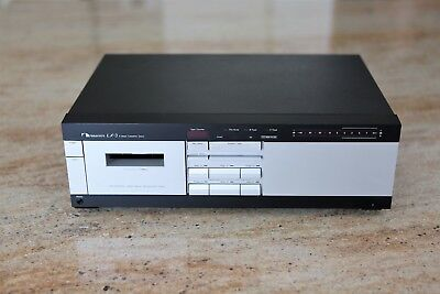 Nakamichi LX-3 2 Head Cassette Deck. Top Quality, Top Condition. Leads & Instru.