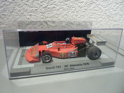 Jägermeister March 761 Fly Slotcar 1:32 Stuck 1976 Art.Nr. 88286