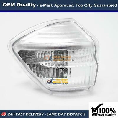Wing Mirror Indicator Light Lens Cover Ford Fiesta 2008 14