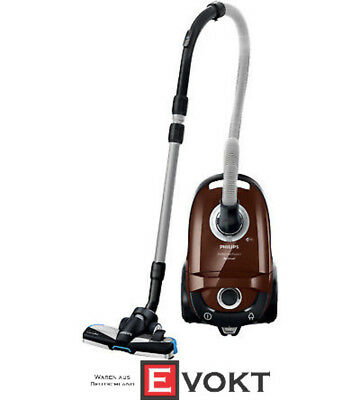 PHILIPS FC 8726/09 Performer Expert Vacuum Cleaner with Pouch, EEK: A,