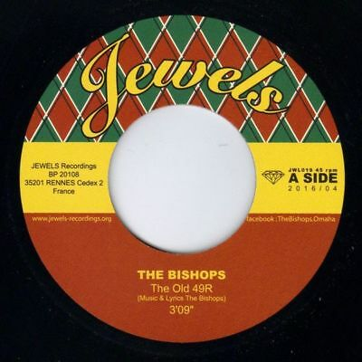 The Bishops – The Old 49R / Black and Tan 7 (EASTER SALE 2018)