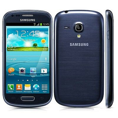 "Samsung Galaxy S3 mini I8190 - 4.0"" 3G Wifi 5MP Android Phone Original Unlocked"