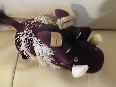 Disney Lion King Pumbaa Warthog Plush Figure