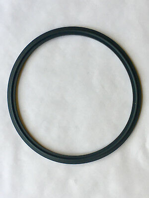 "6"" Tri Clamp Sanitary Viton Gasket Closed Loop Extractor"