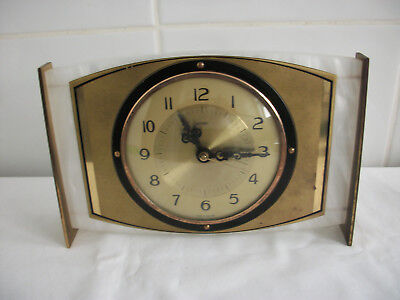 Old Metamec Battery Clock.   Needs attention