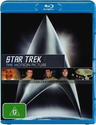 Star Trek I The Motion Picture Movie (1979) Blu-ray Region B New!