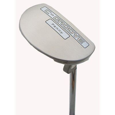 New Yes! C-Groove Penny Mallet Putter - Choose Length