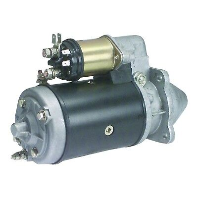 NEW STARTER MOTOR FITS INTERNATIONAL TRACTOR B-354 B-364 B-414 B-434 GAS ENGINE