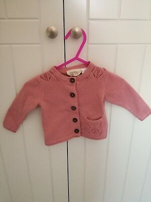 Baby Strickjacke Lupilu Pure Collection Gr. 50/56 *nie getragen*