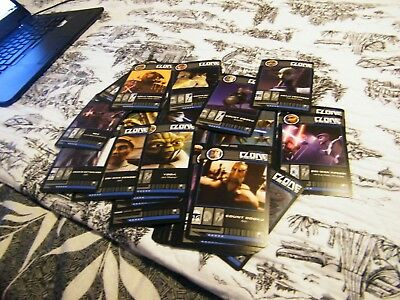 Star Wars Clone Wars Collectable Trading Cards x30