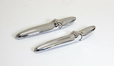 1936 Chevy Master Deluxe Trunk Hinges, T-14088 And T-14089