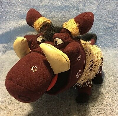 Disney Lion King Broadway Musical Pumbaa Warthog  Plush