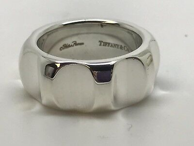 Tiffany And Co Paloma Picasso Groove Band, 8mm Size 6