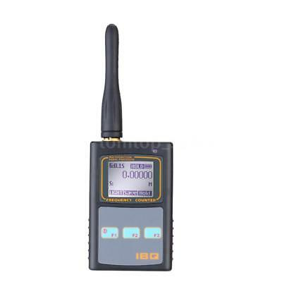 Portable LCD Digital Frequency Counter Meter 50MHz-2.6GHz for Two Way Radio S1S5