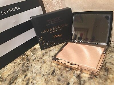 ANASTASIA BEVERLY HILLS Amrezy Gold Highlighter Limited Edition Authentic