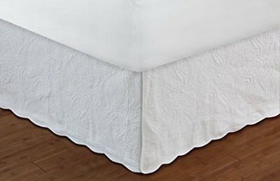 Greenland Home 45,7 cm Paisley Bed Skirt, Queen (P6O)