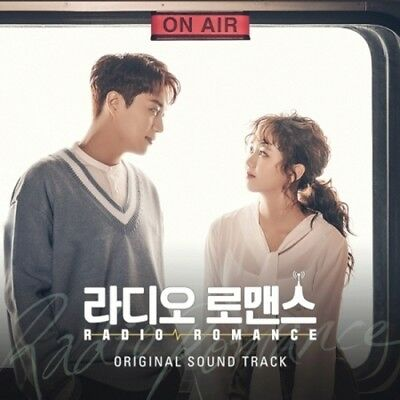 Radio Romance KBS 2TV Show Drama OST O.S.T CD+Photobook+Tracking NCT,Gugudan