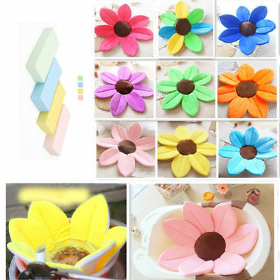 Baby Bath Tub Mat Blooming Flower Sink Bath Safe For Baby Infant Blooming Lotus