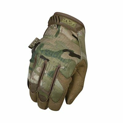 Mechanix Original Mens Gloves - Multicam All Sizes