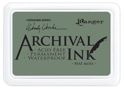 Peat Moss - Ranger Archival Ink Stamp Pad