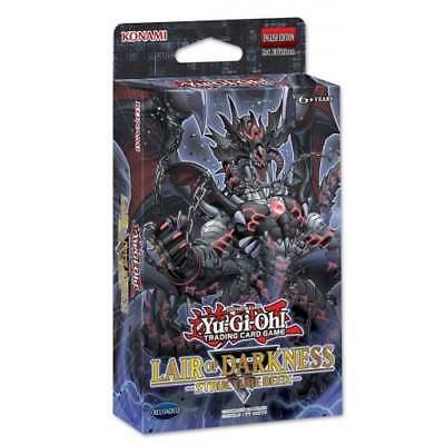 YU-GI-OH! STRUCTURE DECK * Lair of Darkness