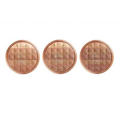 Rimmel Radiance Brick Bronzing Powder - Choose Your Shade