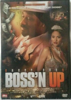 Dvd - Boss N Up - Snoop Dogg Movie Dvd Neuf Sous Blister