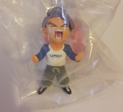 Dragonball Super Crying Small Trunks Figure! Very rare!