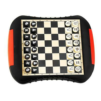 Professional Magnetic Drawer Checkers Draughts Matt Chess Pieces Board Game
