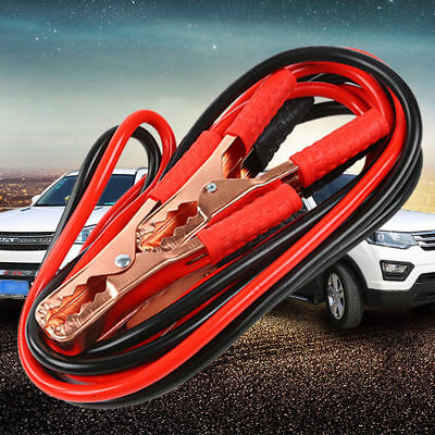 500A Car Emergency Power Line Clip Car Battery Wire Cable for Car Jump Starter