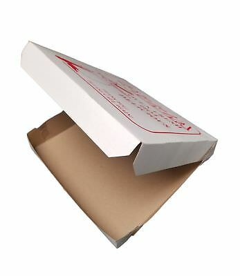 """Pizza Box Clay 10"""" Length x 10"""" Width x 1.75"""" Depth by MT Products (10 Pieces)"""