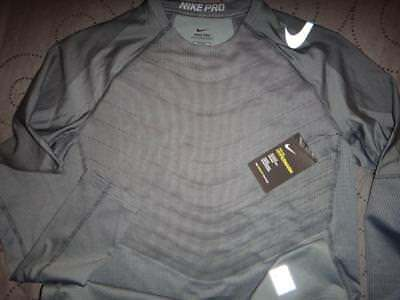 NIKE RUNNING ELEMENT FEARLESS STYLE SHIRT DRI-FIT SIZE M MEN NWT $110.00