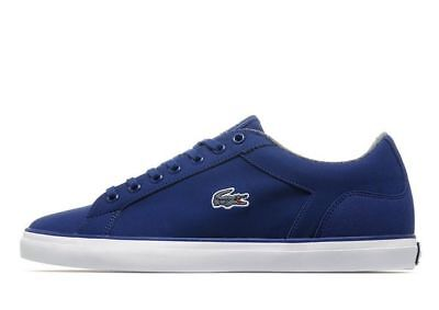 Latest Lacoste Lerond Men's Trainer (Variable sizes) Blue Brand New In Box