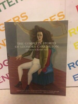 The Complete Stories Of Leonora Carrington Paperback Book May have Few Marks