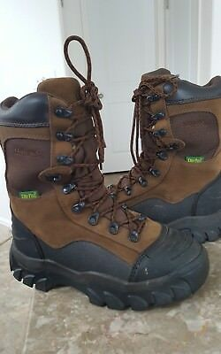 1ee43687d71 MEN'S CABELA'S DRY-PLUS Thinsulate Ultra Lace-up Snow/Winter Hunting Boots  sz 8